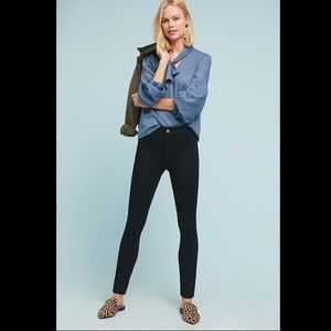 NWT Pilcro and the Letterpress High Rise Jeans